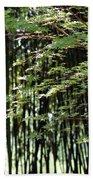 Sunlit Bamboo Bath Towel