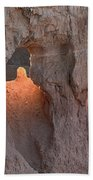 Sunrise Detail Bryce Canyon Bath Towel