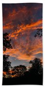 Sunset 07 26 12 Two Bath Towel