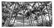 Sunset Grove At Palm Beach Bath Towel