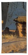 Sunset In Paria Canyon Wilderness Bath Towel