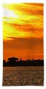 Sunset Viii Bath Towel