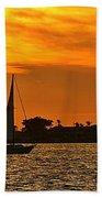 Sunset Xxxiii Bath Towel