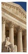 Supreme Court Bath Towel