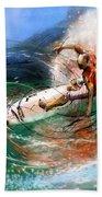 Surfscape 03 Bath Towel