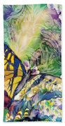 Swallowtail 1 Bath Towel