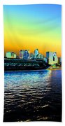 Sydney In Color Hand Towel