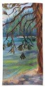 Tahoe Light Sugar Pine Point State Park Bath Towel
