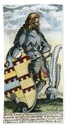 Tamerlane (1336?-1405) Bath Towel