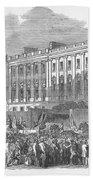 Temperance Rally, 1853 Bath Towel