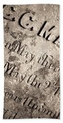 Tcm - C.c. Mason Grave Bath Towel