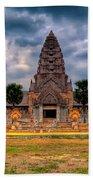 Thai Temple Bath Towel