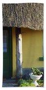 Thatched Cottage, Adare, Co Limerick Bath Towel