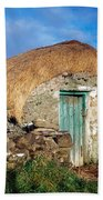 Thatched Shed, St Johns Point, Co Bath Towel