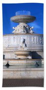 The Belle Isle Scott Fountain Hand Towel