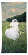 The Bride Hand Towel