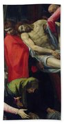 The Descent From The Cross Bath Towel