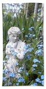 The Garden Of Eden Bath Towel