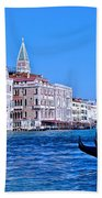 The Grand Of Venice Bath Towel