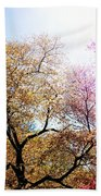 The Grandest Of Dreams - Cherry Blossoms - Brooklyn Botanic Garden Bath Towel