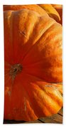 The Great Pumpkin  Bath Towel