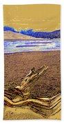 The Great Sand Dunes Bath Towel