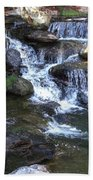 The Grotto Photograph Bath Towel