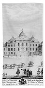 The Hague: Huis Ten Bosch Bath Towel