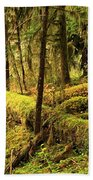 The Hall Of Mosses Bath Towel