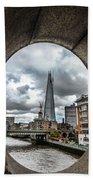 The London Shard Hand Towel