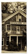 The Mermaid Inn - Chestnut Hill Bath Towel