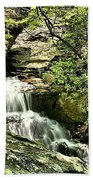 The Mystery Waterfall Bath Towel
