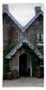 The Old Rectory At St. Juliot Bath Towel