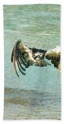 The Osprey Glare Bath Towel