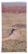 The Painted Desert  8042 Bath Towel