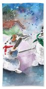 The People From The Troodos Mountains Bath Towel