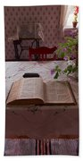 The Place Of The Bible In Kovero Bath Towel