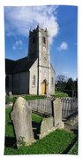 The Protestant Church, Delgany, Co Bath Towel