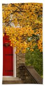 The Red Door Bath Towel
