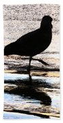The Royal Society For Protection Of Birds Bath Towel