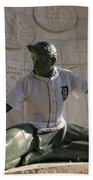The Spirit Of Detroit Tigers Hand Towel