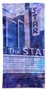 The Star Bath Towel