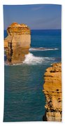 The Twelve Apostles In Port Campbell National Park Australia Bath Towel
