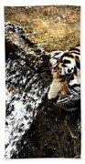 Tiger Falls Bath Towel
