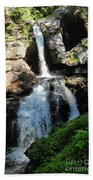 Top Of Kent Falls Bath Towel