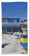 Topsail Island Patio Playground Bath Towel