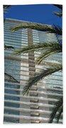 Torre Mapfre - Barcelona Bath Towel