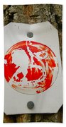 Trail Art - Fish Bowl Bath Towel