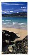 Tramore Strand And Loughros Mor Bay Bath Towel
