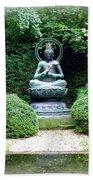 Tranquil Buddha Bath Towel